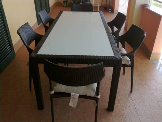 Sensi design u tavoli e sedie da giardino