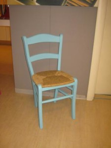 sedia colarata azz