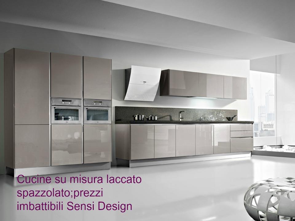 "Sensi Design – ""TOP DELLA TOP"" CUCINE ERNESTOMEDA"